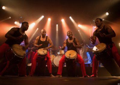 Les Tambours de Brazza «Kikulu»   1er juin 2018